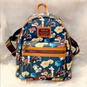 Loungefly Bambi & friends Backpack